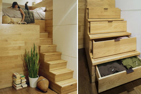 small-spaces-drawer-stairs