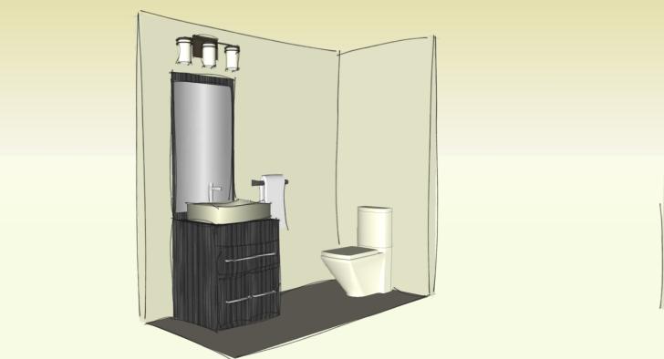 Parisi bathrooma