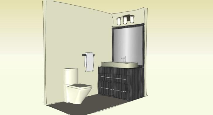Parisi bathroomb