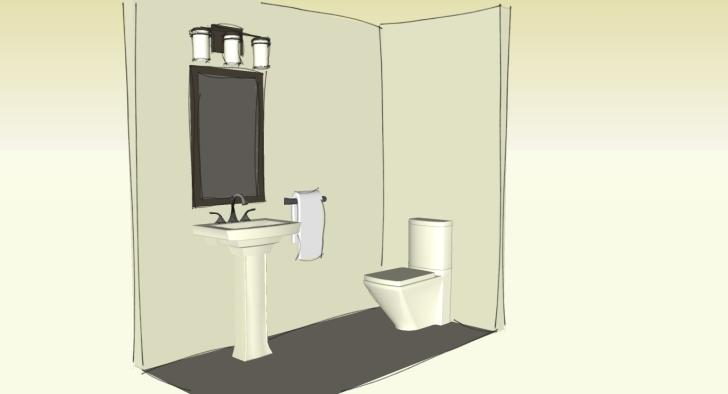 Parisi bathroomc